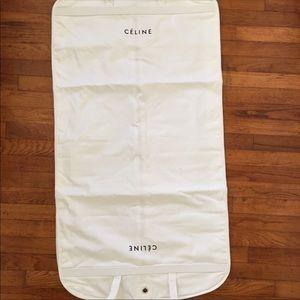 Celine Garment Bag